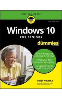Windows 10 For Seniors For Dummies, Third Edition