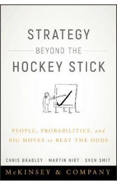 Strategy Beyond the Hockey Stick - People, Probabilities and Big Moves to Beat the Odds