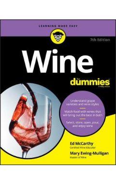 Wine For Dummies, 7e