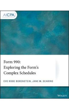 Form 990 - Exploring the Form's Complex Schedules