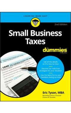 Small Business Taxes For Dummies, 2e