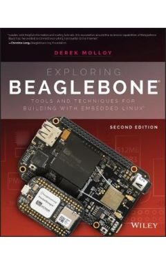 Exploring BeagleBone - Tools and Techniques for Building with Embedded Linux 2nd edition