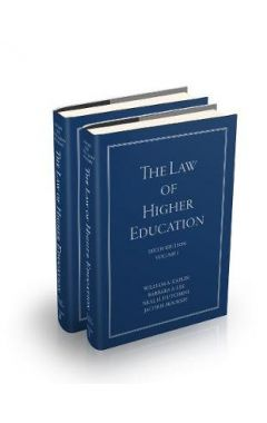 The Law of Higher Education, 6th Edition Set (2 Volumes)