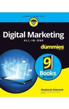 Digital Marketing All-in-One For Dummies