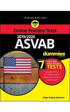 2019/2020 ASVAB FD w Online Practice