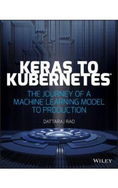 Keras to Kubernetes - The Journey Of A Machine Learning Model To Production