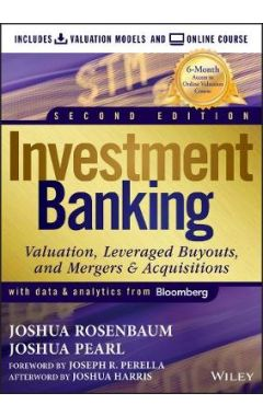 Investment Banking, 2nd Edition - Valuation Models  + Online Course
