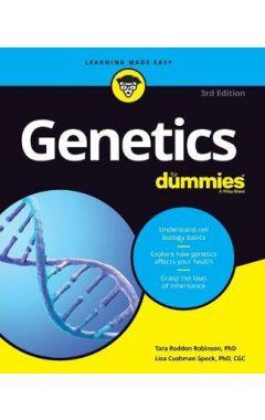 Genetics For Dummies, 3rd Edition