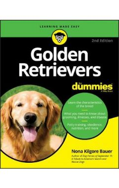 Golden Retrievers For Dummies 2nd Edition