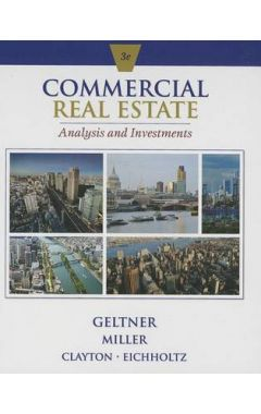 [used] PKG COMMERCIAL REAL ESTATE ANALYSIS & INVESTMENTS W/CD