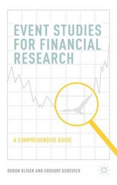 EVENT STUDIES FOR FINANCIAL