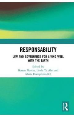 ResponsAbility: Law and Governance for Living Well with the Earth