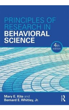 Principles of Research in Behavioral Science: Fourth Edition