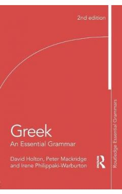 Greek: An Essential Grammar