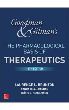 GOODMAN AND GILMAN'STHE PHARMACOLOGICAL BASIS OF THERAPY 13E IE