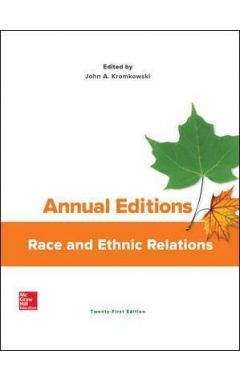 ANNUAL EDITIONS: RACE AND ETHNIC RELATIONS  E21