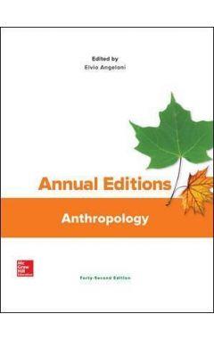 ANNUAL EDITIONS: ANTHROPOLOGY 42/E  E42
