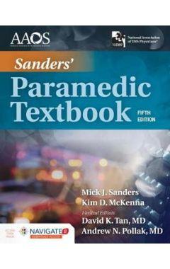 Sanders' Paramedic Textbook 5e Includes Navigate 2 Essentials Access