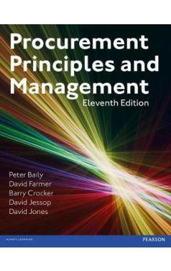 Procurement, Principles & Management IE