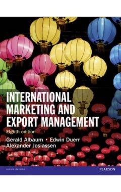 International Marketing and Export Management IE