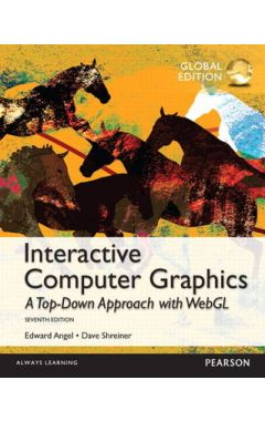 Interactive Computer Graphics with WebGL, Global Edition IE
