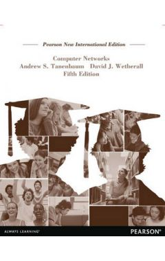[POD]Computer Networks: Pearson New International Edition IE