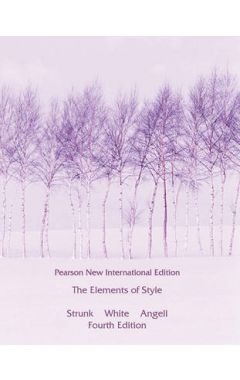 Elements of Style, The: Pearson New International Edition IE