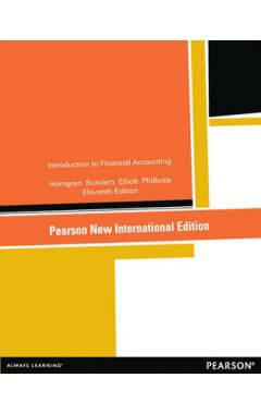 INTRODUCTION TO FINANCIAL ACCOUNTING [PNIE] 11E