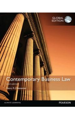 Contemporary Business Law, Global Edition IE