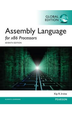 Assembly Language for x86 Processors, Global Edition IE
