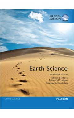 Earth Science, Global Edition IE