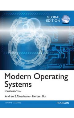Modern Operating Systems: Global Edition IE
