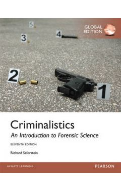 Criminalistics: An Introduction to Forensic Science, Global Edition IE