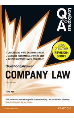 Law Express Question and Answer: Company Law (Q&A revision guide) IE