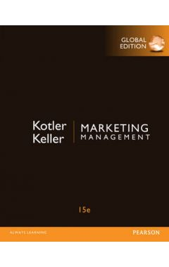 Marketing Management, Global Edition IE