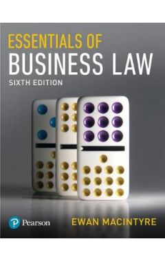 Essentials of business law IE