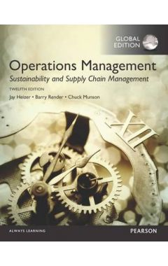 Operations Management: Sustainability and Supply Chain Management plus MyOMLab with Pearson eText, G