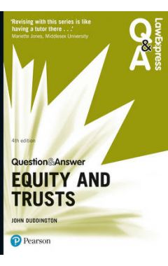 Law Express Question and Answer: Equity and Trusts IE