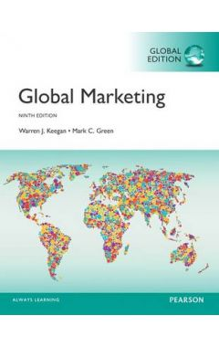 Global Marketing, Global Edition IE