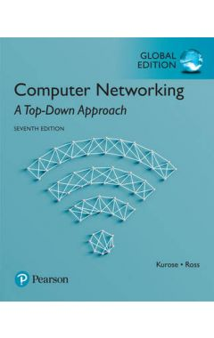 Computer Networking: A Top-Down Approach, Global Edition IE