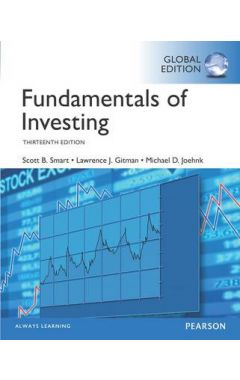 Fundamentals of Investing, Global Edition IE