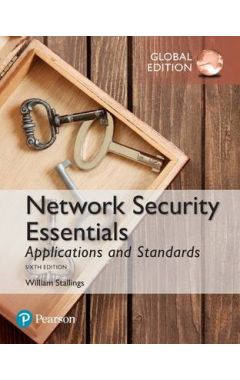 Network Security Essentials: Applications and Standards, Global Edition IE