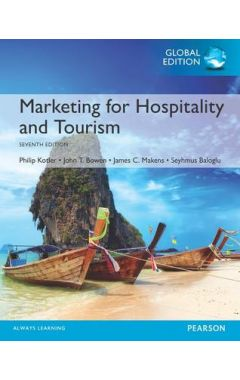 Marketing for Hospitality and Tourism, Global Edition IE
