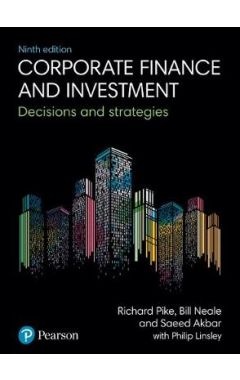 Corporate Finance and Investment IE
