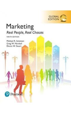 Marketing: Real People, Real Choices, Global Edition IE