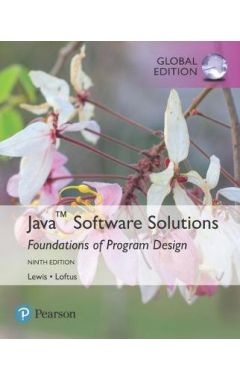 Java Software Solutions, Global Edition IE