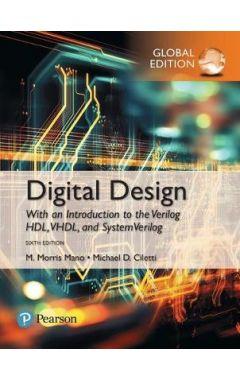 Digital Design, Global Edition IE