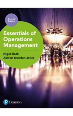 Essentials of Operations Management IE