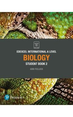 Edexcel International Advanced Level Biology Student Book and ActiveBook 2