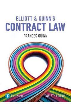 Elliott & Quinn's Contract Law IE